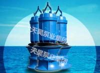 潜水轴流泵(混流泵)生产厂家直供