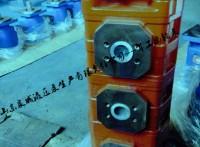 佳木斯掘进机CBGJ2040/2032/2025三联齿轮泵