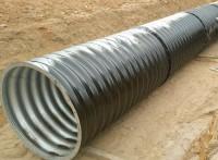 钢波纹涵管金属波纹涵管厂家直供 波纹涵管现货供应