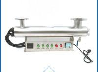 单管过流式紫外线杀菌器杀菌设备紫外线水处理消
