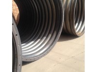 波纹钢管LNHG钢波纹管涵现货供应