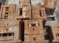 石排大型废铁回收站高价回收废旧模具找运发