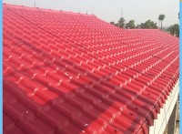 合成树脂瓦片pvc房顶屋面改造防腐asa琉璃仿古厂家隔热瓦
