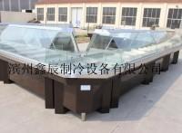 鑫辰超市不锈钢设备/超市面点柜