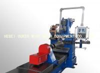 高精OD25微米V型丝污水处理滤管数控约翰逊网绕丝筛管焊机