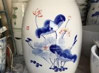 圣菲活瓷能量缸养生缸发汗美容院熏蒸缸家用排毒瓮陶瓷养生翁厂家