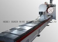 欧科高精度条缝筛矿筛网弧形筛数控约翰逊网绕丝筛管焊机
