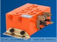 四川长江液压件公司ZS1系列多路换向阀
