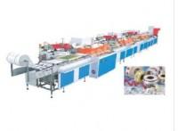 SPR-300整卷式多色全自动丝网商标印刷机水洗标印花机