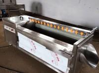 不锈钢土豆清洗去皮机 清冼脱皮机器设备