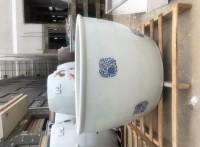 圆形陶瓷泡澡缸1.2米日式洗浴大缸温泉挂汤缸陶瓷壶风吕缸