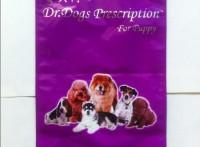 厂家生产平定县宠物用品彩印八边封包装袋免费设计版面