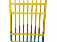 玻璃钢护栏电力安全绝缘玻璃钢围栏变压器围栏加工定做
