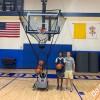 智能篮球发球机价格  供应篮球投篮自动发球机 篮球发球机