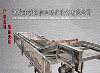 不锈钢大型商用洗菜机蔬菜瓜果气泡清洗机商用去农残果蔬清洗机
