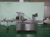 30-60ml高速液体灌装机,口服液定量灌装机,灌装准