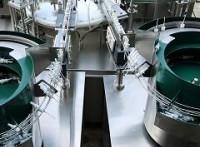 浩超供应喷雾剂灌装机,香水清新剂灌装机,喷雾香气液体灌装机