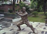江西吉安玻璃钢人物雕塑