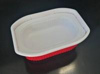 厂家直供食品包装塑料盒 自加热米饭盒 自热火锅盒 自热冒菜盒