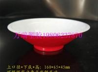 厂家直供一次性pp塑料碗 梅菜扣肉真空杀菌包装碗 封口塑料碗
