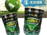 厂家批发高光醇酸磁漆 调和漆 环保无味防锈防腐漆