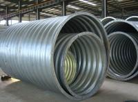 波纹涵洞批发热销 整装钢波纹管涵现货供应