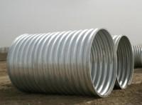 钢波纹管低价销售 防腐波纹涵管批发现货供应