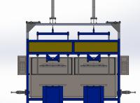 湖南纸托生产线纸浆模塑成型机
