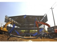 镇江大型厂房拆除化工厂企业整体回收拆除公司