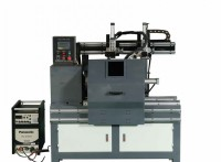 金属薄板卧式环缝焊接机 节约成本提高生产效率