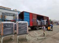 钢结构厂房夏天是如何使用工业水冷空调通风降温