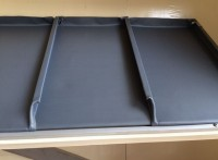 西宁供应铝镁猛板钛锌板波纹板彩钢瓦