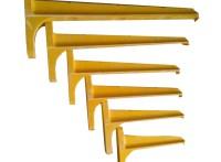 拓中玻璃钢电缆支架 螺钉式支架 预埋电缆支架