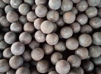 湿法磨选矿用球磨机钢球热轧钢球