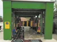 电脑全自动十二刷隧道式洗车机LT-SD12