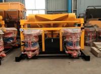 隧道工程型吊装一拖二自动上料喷浆机组建特重工厂家生产