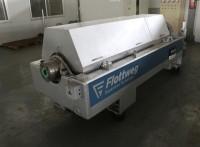 上海福乐伟Z5E脱水进口离心机螺旋差速器维修