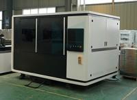 3KW光纤金属激光切割机于不锈钢的效果