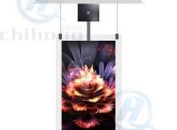 【双面吊挂广告机】OLED广告机价格-双面广告机厂家