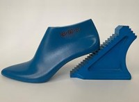 女款罗马鞋楦头 圆头高跟凉鞋鞋楦子 低帮浅口鞋楦