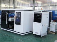 切割金属机械光纤激光切割机的优势所在