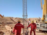 河北电力基础钻孔施工,高压线塔桩基施工,灌注桩钻孔施工
