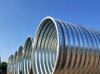 拼装钢波纹管价格便宜  钢波纹管专卖