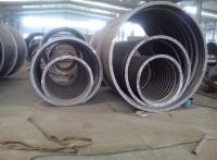 马蹄形波纹涵管单价,专业销售环形波纹钢圆管