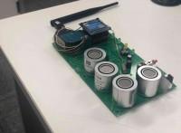 无人机大气检测,无人机气体检测,气体检测仪