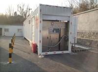 出售14年LNG整体加气撬装站 二手LNG撬装加气站