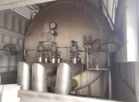 出售一套LNG撬装加气装置  LNG整体加气站