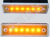 深圳立达双面发光LED隧道轮廓标,LED轮廓灯