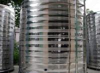 销售信远通XY系列不锈钢圆柱形水箱供应