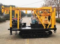 150型液壓龍門架履帶巖芯鉆機 工程勘察取心鉆機